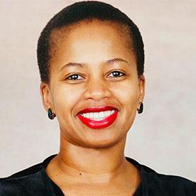 Yandiswa Xhakaza - CEO Nalibali