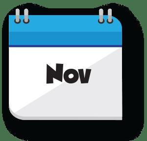 month-nov