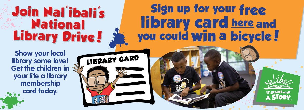 Free Library Card