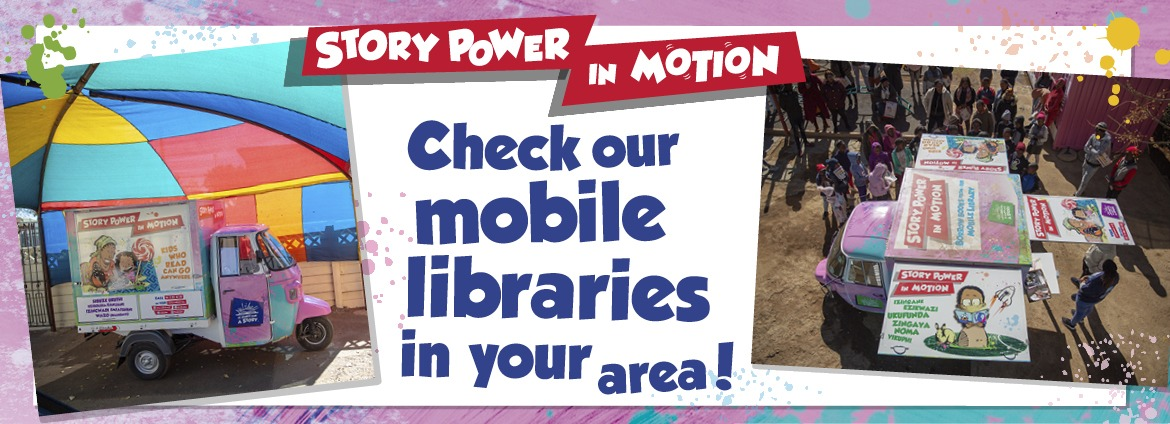 Check Our Mobile Libraries In Your Area